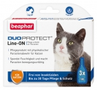 Beaphar DUOPROTECT® Line-ON Katze, 3x1ml